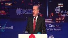 Cumhurbaşkanı Erdoğan Enerji zirvesinde konuştu