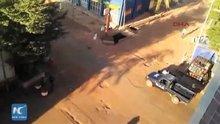 Mali'de 170 rehine
