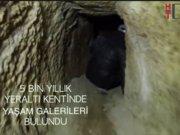 Kapadokya 5 bin yıl