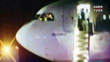THY uçağına bomba ihbarı
