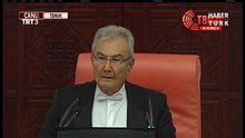 Meclis'te başkanlık seçimi başladı