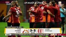 GSTV'de 90-3'de Antalyaspor'un Golün şoku