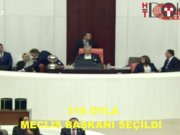 meclis seçimi