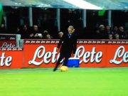 Mancini'nin talihsiz anı