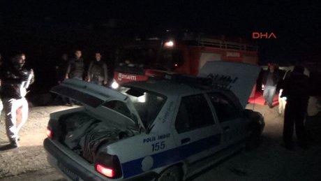 Siverek'te polise silahlı saldırı