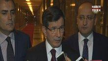 Davutoğlu Türkmenler için talimat verdi