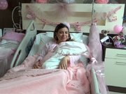 İlk tüp bebeğin annelik sevinci