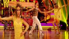 'İstanbul' temalı dans büyük alkış aldı