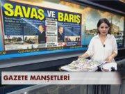 Gazete Manşetleri - (26 Kasım 2015)
