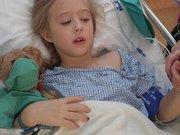 8 yaşında meme kanseri oldu