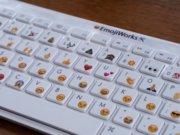 Emojiler klavyeye geliyor