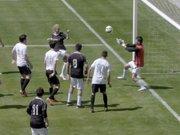 Burcu Esmersoy golünü attı
