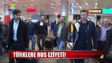Türklere Rus eziyeti!