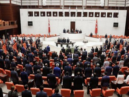 Meclis'te Tahir Elçi gerginliği