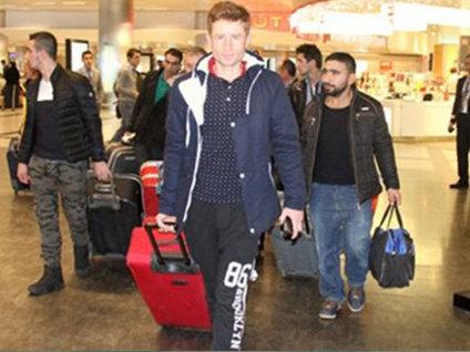 Türk işadamları Rusya'dan geri döndü