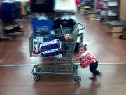 Çocukların alışveriş günü