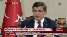 Başbakan Davutoğlu Habertürk TV'de - 4.Bölüm