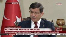 Başbakan Davutoğlu Habertürk TV'de - 2.Bölüm