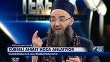 Cübbeli Ahmet Hoca kıyameti anlattı