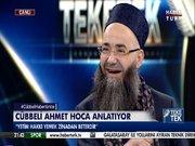 Cübbeli Ahmet hoca'dan sigara anısı