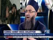 Cübbeli Ahmet Hoca Türkmen komutanını izledi