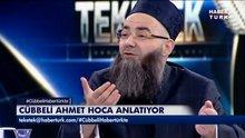 Cübbeli Ahmet Hoca, uzay bilim çalışmalarına değindi