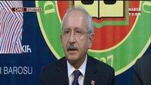 Kılıçdaroğlu: Tahir Elçi'nin vasiyetini yerine getirelim