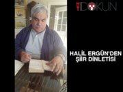 MAG Halil Ergün'den şiir