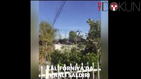 kaliforniyada saldırı