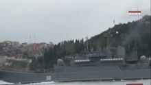 Rus krizi İstanbul Boğaz'ında