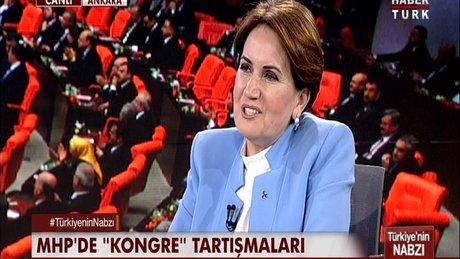 Meral Akşener Habertürk TV - 1.Bölüm