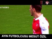 SPOR Mesut Özil