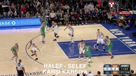 NBA Halef selef Dirk Nowitszki