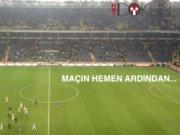 FB Celtic maçının hemen ardından HT Dokun'a özel yorum