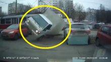 Yanlış park edince!