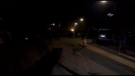 Kabil'de patlama sonrası silah sesleri