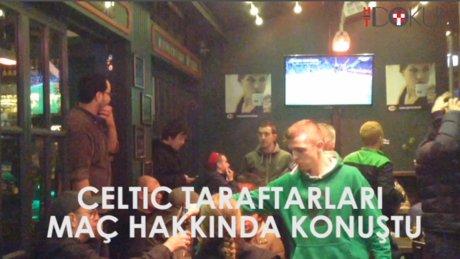 Celtic taraftarları