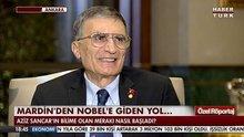 Aziz Sancar Habertürk TV'de - 1.Bölüm