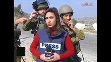 İsrail askerinden çirkin hareketler