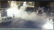 TOMA'ya el yapımı bomba ile saldırdılar