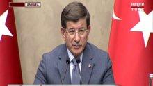 Başbakan Davutoğlu'ndan Başika açıklaması - 1.Bölüm