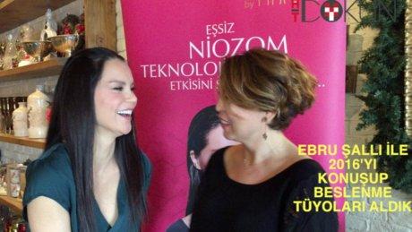 Esin Övet ve Ebru Şallı'nın sohbeti