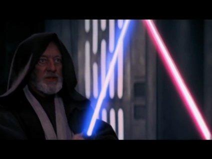 Obi-Wan Kenobi ile Darth Vader'ın son düellosu