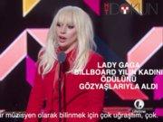 Lady Gaga Billboard ödülü