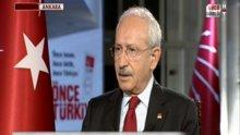 Kemal Kılıçdaroğlu HABERTÜRK TV'de - 2.Bölüm