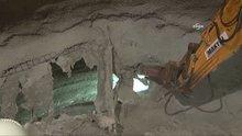 Selçukgazi Tüneli'nde ışık göründü