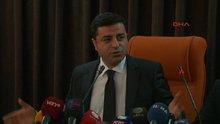Selahattin Demirtaş'tan, sine-i millete dönme açıklaması