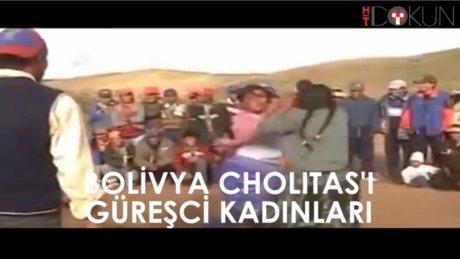 Bolivya'nın dövüşen kadınları: Cholitas