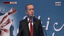 Cumhurbaşkanı Erdoğan Şeb-i Arus töreninde - 1.Bölüm