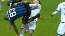 Felipe Melo Inter'i yaktı!